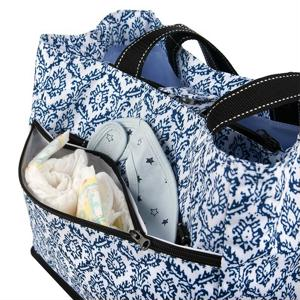 Monogram Scout Mother Load Diaper Bag The Blue Hour