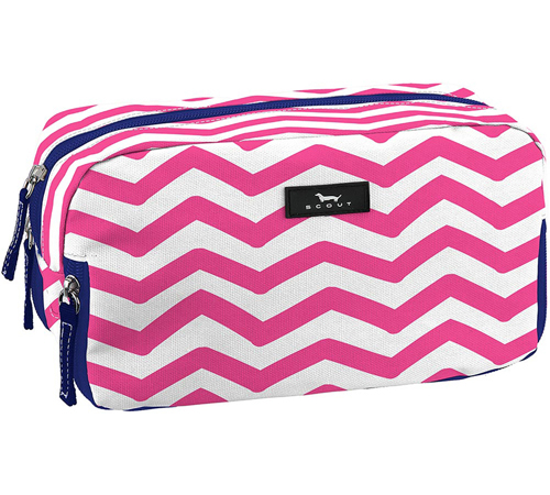 SCOUT 3 Way  Chevron cosmetic bag-