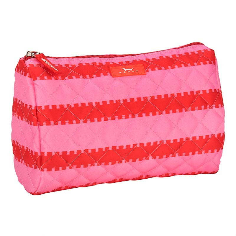 Monogram Scout Packin' Heat Cosmetic stripe