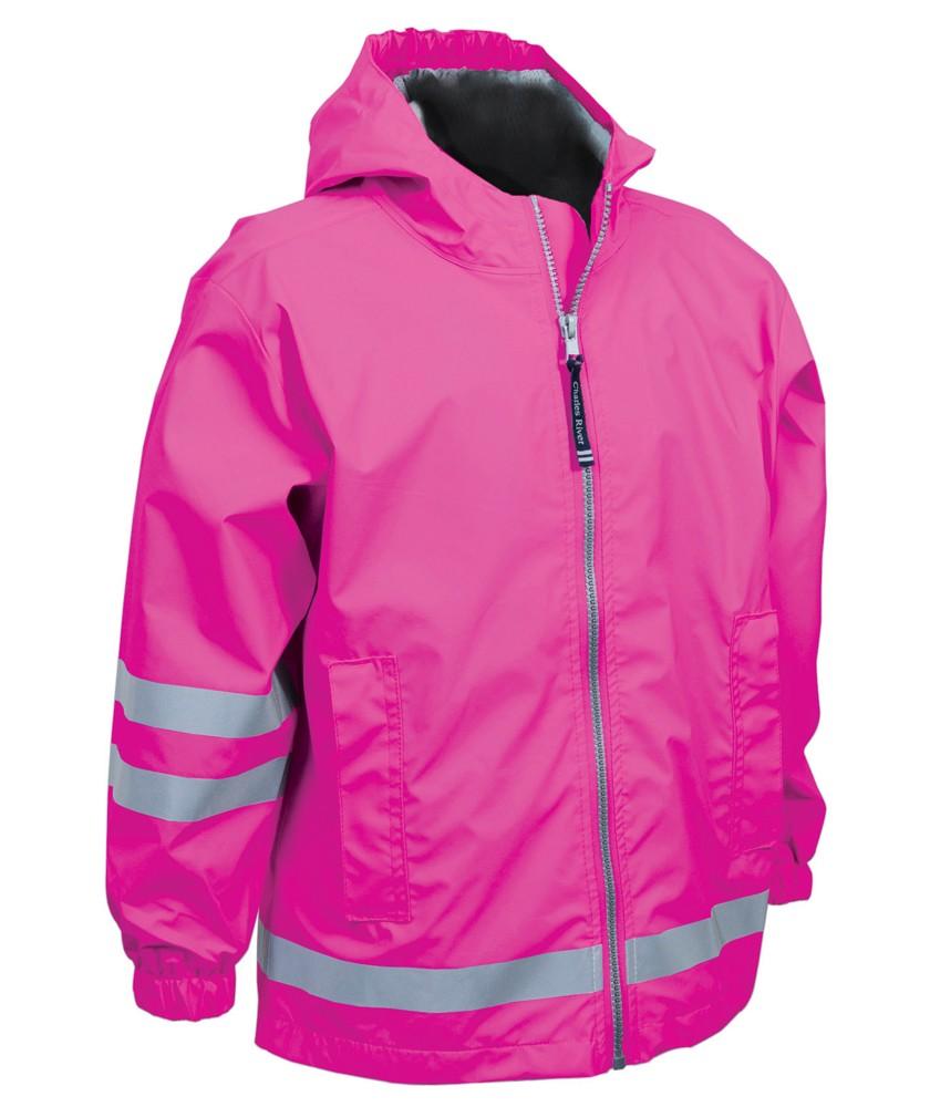 Monogram Youth New England Rain Coat Jacket