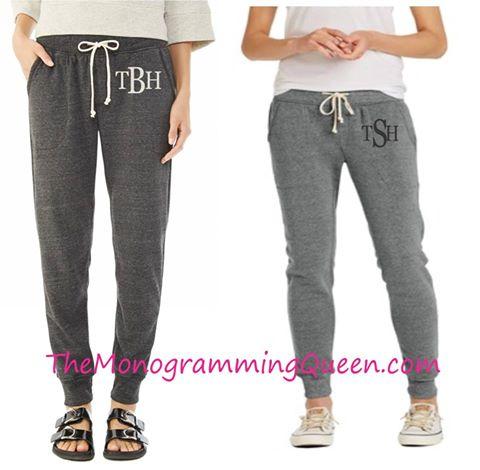 Monogram Jogger pants