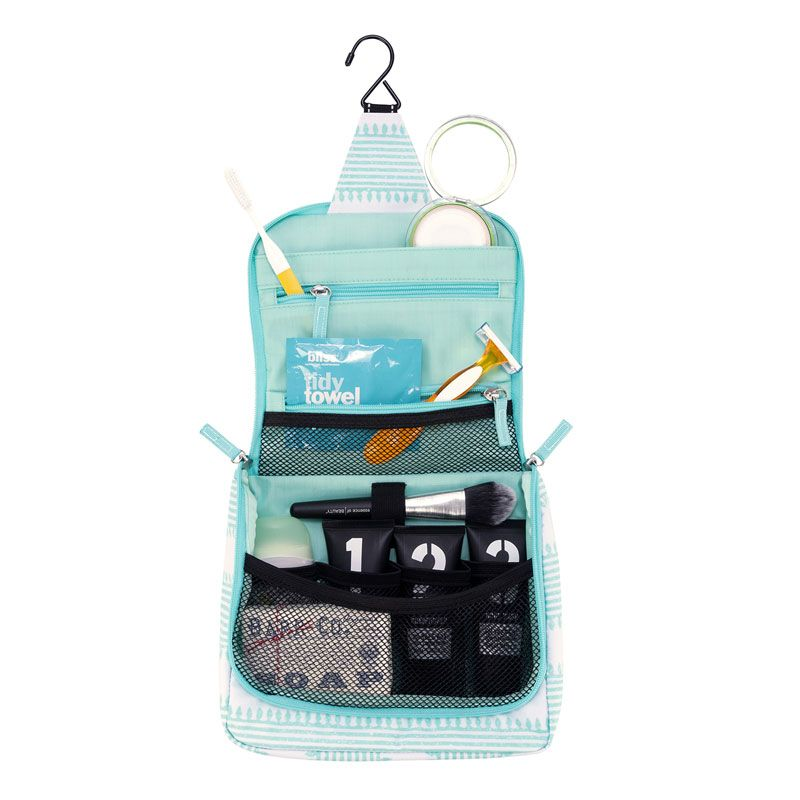 Scout Rinse and Repeat Hanging Cosmetic bag