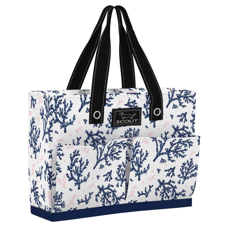 Scout Uptown Girl tote with pockets Coralina Herrera