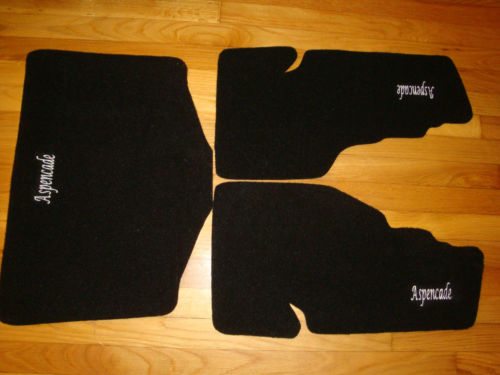 HONDA GL1500 ASPENCADE GOLDWING TRUNK SADDLE BAG MATS CARPET SADDLEBAG