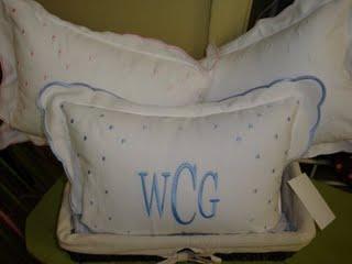 Heirloom Baby Pillow