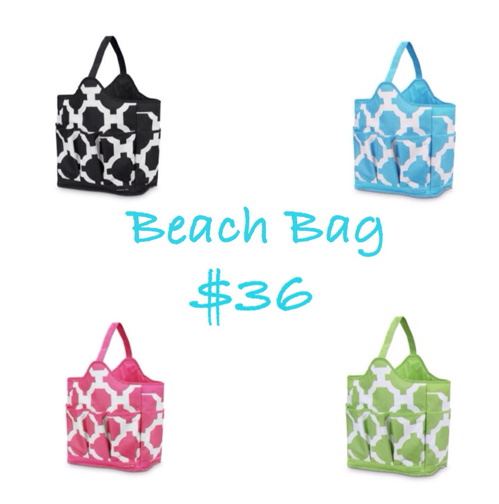 Latitude Beach Bag-