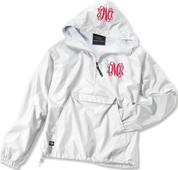 Pullover Windbreaker lined