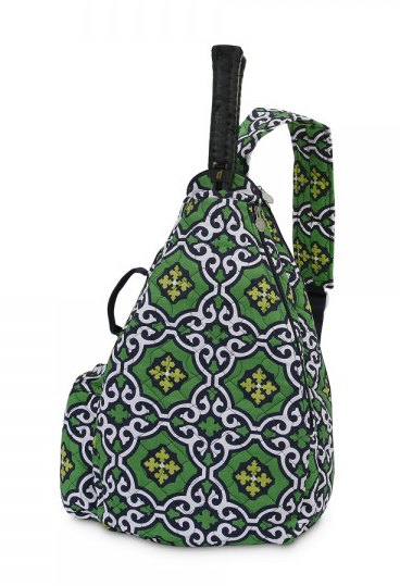 Monogram Tennis two Racket Backpack