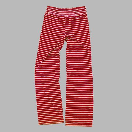 Monogram Margo Stripe Lounge Pants