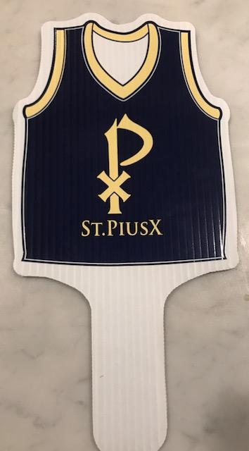 SPX Jersey hand fan
