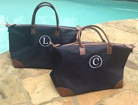 Monogram Weekend Tote