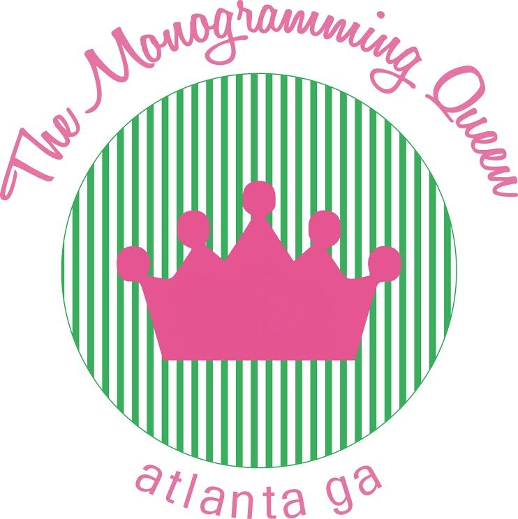 The Monogramming Queen Preppy Crown Tee