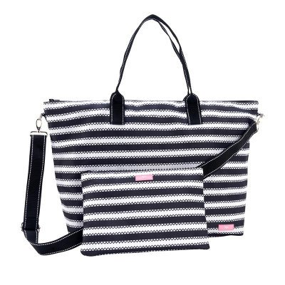 Monogram Scout Overpacker tote crossbody bag