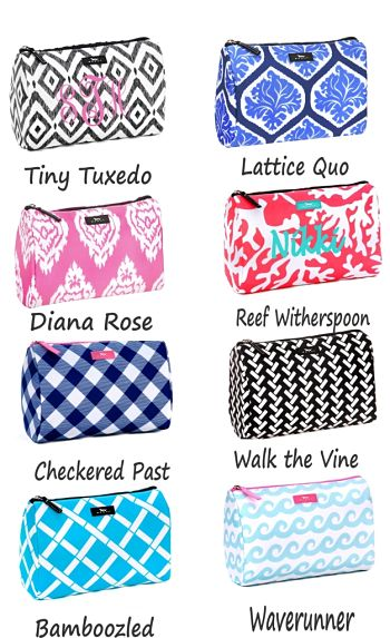 Monogram Scout Packin' Heat Cosmetic Bag