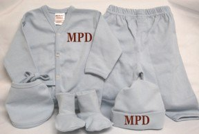 Newborn Layette Set-